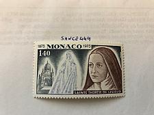 Buy Monaco Holy Theresa 1973 mnh stamps