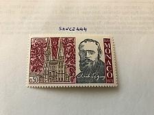Buy Monaco Charles Péguy 1973 poet mnh stamps