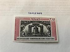 Buy Monaco USA bi-centenary 1976 mnh stamps