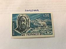 Buy Monaco Roald Amundsen explorer 1972 mnh stamps