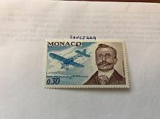 Buy Monaco Louis Blériot aviator 1972 mnh stamps
