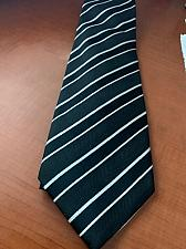 Buy Fantastic black and white new necktie