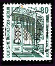 Buy Germany Used Scott #9N552 Catalog Value $1.10