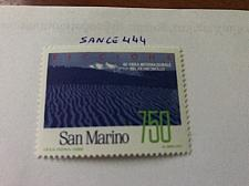 Buy San Marino Riccione stamp fair mnh 1988