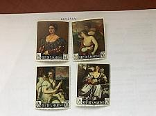 Buy San Marino Paintings mnh 1966 #abcd stamps