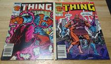 Buy SET OF TWO (2) THE THING COMICS