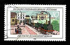Buy Germany Berlin Used Scott #9N573 Catalog Value $.40