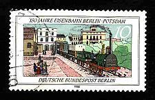 Buy Germany Berlin Used Scott #9N573 Catalog Value $.45