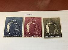 Buy San Marino Botticelli Christmas mnh 1968 stamps