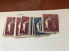 Buy San Marino Botticelli Christmas 5 sets mnh 1968 stamps