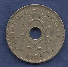 Buy BELGIUM 10 Centimes 1929 Coin