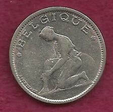 Buy BELGIUM 1 Franc 1934 Coin
