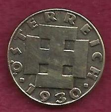 Buy AUSTRIA 2 Groshen 1930 Coin