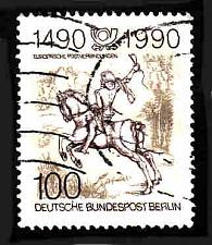 Buy German Used Scott #9N584 Catalog Value $1.90