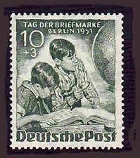 Buy Germany Berlin Hinged Scott #9NB6 Catalog Value $7.25