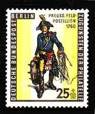 Buy Germany Berlin Hinged Scott #9NB13 Catalog Value $4.95