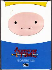 Buy Adventure Time - Complete Season 1 DVD 2012, 2-Disc Set - Very Good