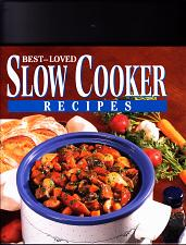 Buy Best-Loved Slow Cooker Recipes 1998 Hardcover Cook book - Very Good