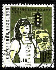 Buy German Berlin Used #9NB22 Catalog Value $.30