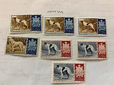 Buy San Marino Dogs mnh 1956 stamps