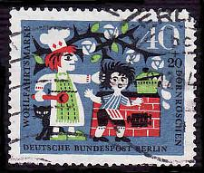 Buy German Berlin Used #9NB28 Catalog Value $.85