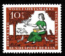 Buy German MNH Scott #9NB33 Catalog Value $.25
