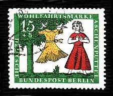 Buy German Berlin Used #9NB34 Catalog Value $.25