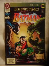 Buy DC Comics:Batman #660 Knightfall Part 4 1st Print Cover Date May 1993