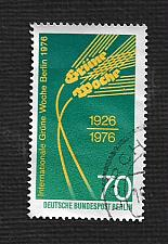 Buy Germany Used Scott #9N384 Catalog Value $.60