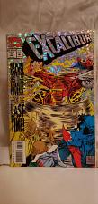 Buy Marvel Comics:Excalibur #75 Vol.1 1st Print Collectors Edition Foil Enhanced Cover
