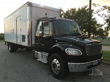 Buy 2013 Freightliner Business Class M2 106 Box Truck