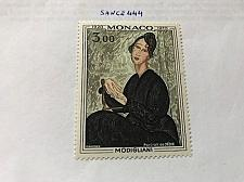 Buy Monaco Modigliani Painting 1970 mnh stamps