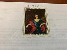 Buy Monaco Charlotte Grimaldi Painting 1973 mnh stamps a