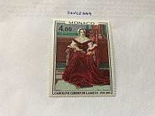 Buy Monaco Caroline Gilbert de Lametz Painting 1978 mnh stamps