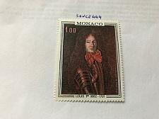 Buy Monaco Prince Louis I Painting 1970 mnh stamps