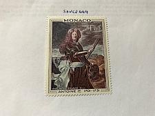 Buy Monaco Prince Antoine Painting 1972 mnh stamps