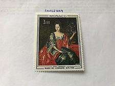 Buy Monaco Marie de Lorraine Painting 1972 mnh stamps