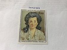 Buy Monaco Louise d'Aumont-Mazarin Painting 1976 mnh stamps