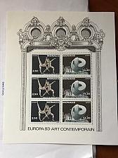 Buy Monaco Europa 1993 s/s mnh stamps
