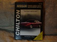 "Buy Chilton's Nissan Repair Manual 1982-1992 #52750 ""Stanza / 200 SX / 240 SX"""