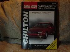 "Buy Chilton's GM Repair Manual 1988-1996 #28480 ""General Motors"" Corsica / Beretta"