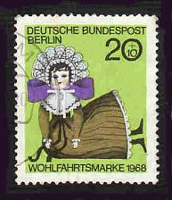 Buy German Berlin Used #9NB58 Catalog Value $.25