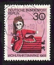 Buy German Berlin Used #9NB59 Catalog Value $.35