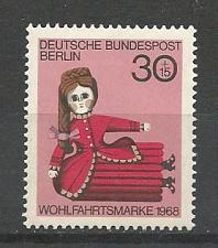 Buy Germany Berlin Hinged Scott #9NB59 Catalog Value $.25