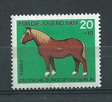 Buy Germany Berlin Hinged Scott #9NB62 Catalog Value $.25