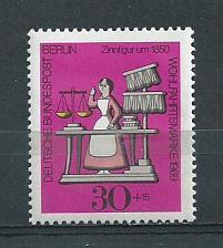 Buy Germany Berlin Hinged Scott #9NB67 Catalog Value $.30