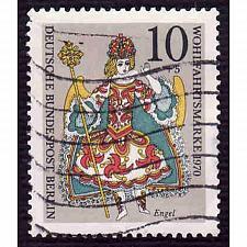 Buy German Berlin Used #9NB78 Catalog Value $.30