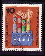 Buy German Berlin Used #9NB83 Catalog Value $.25