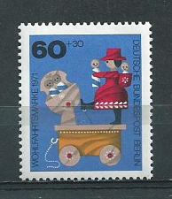 Buy Germany Berlin Hinged Scott #9NB86 Catalog Value $.85