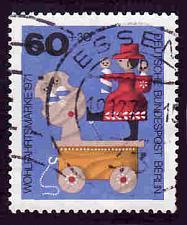 Buy German Berlin Used #9NB86 Catalog Value $1.00